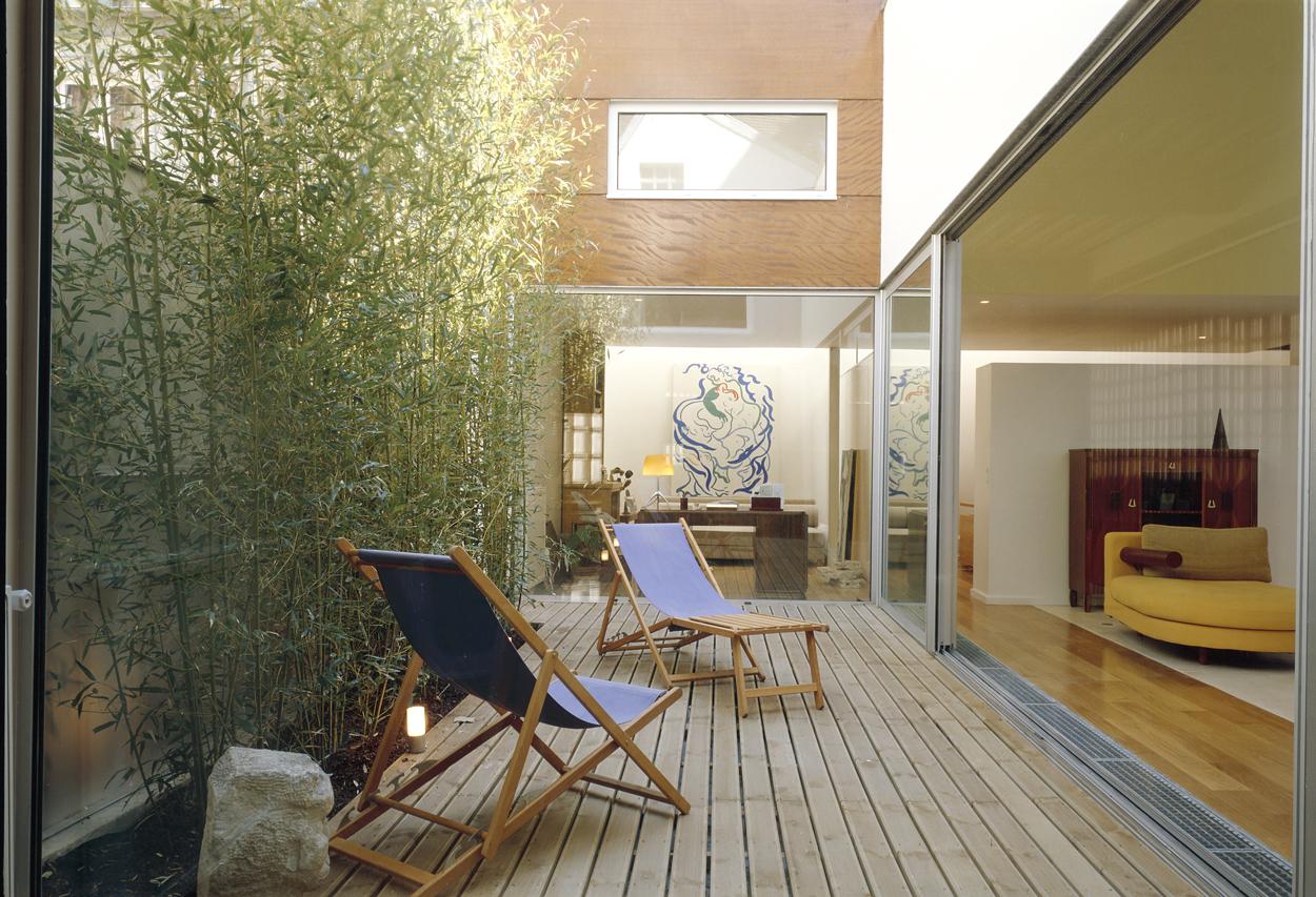 Private House In Paris Paris Xi Hamonic Masson