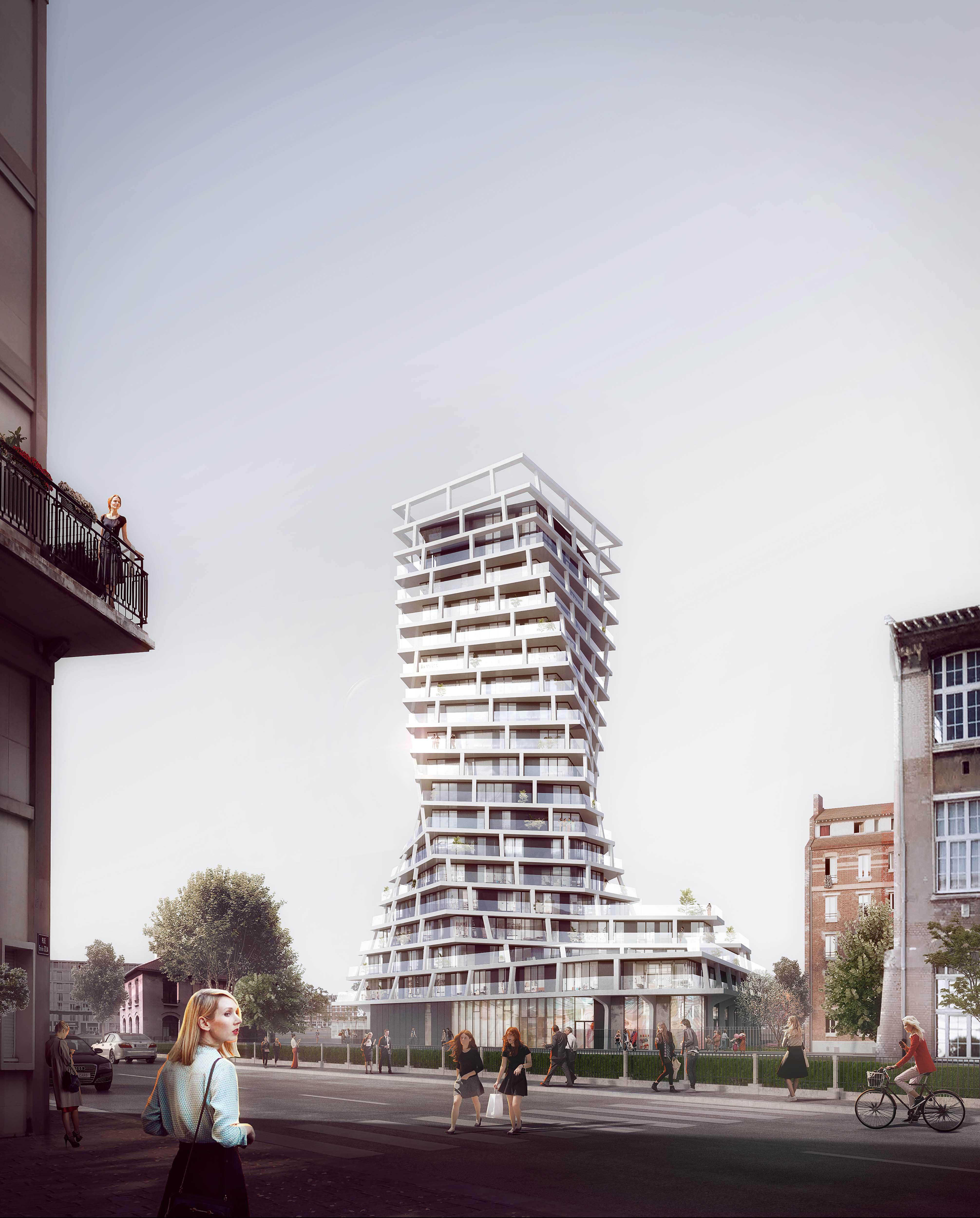 Projet Videcoq Le Havre Site Videcoq Le Havre